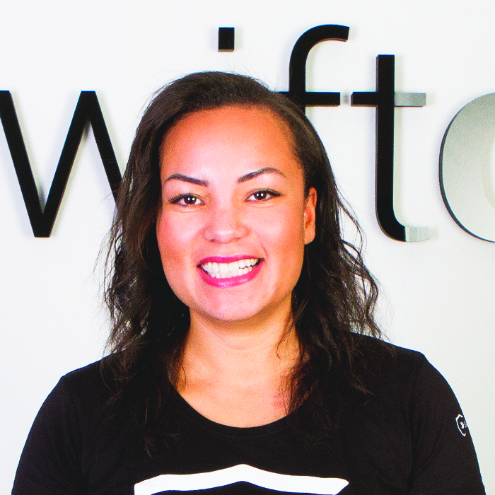 Stephanie Béngtsson - COO, Swiftcourt